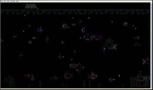 screenshot-ASCIIQuarium