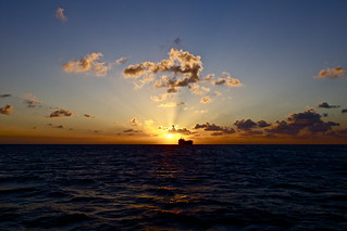 requisite sunset photo