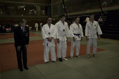 u90kg Medallists, Nathan with Bronze