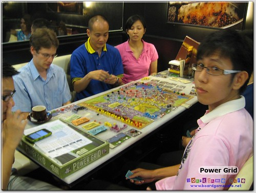 BGC Meetup - Power Grid (Germany)