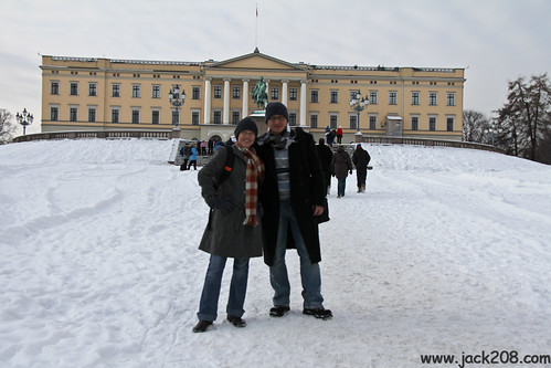 110223 OSL - Royal Palace