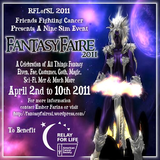Fantasy Faire 2011