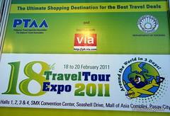 18th Travel Tour Expo 2011