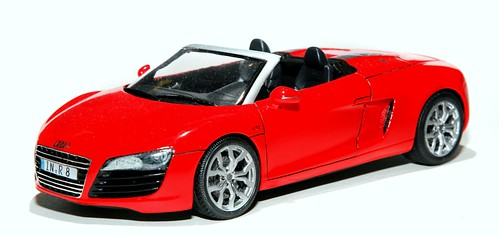 Revell Audi R8 spider