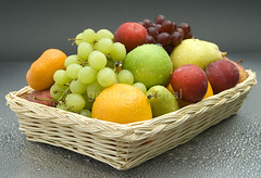 Fruit basket reference photo