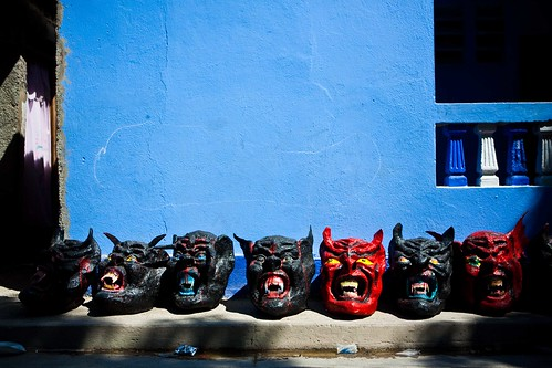 Devil-Masks