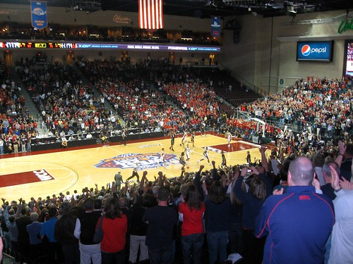 gonzaga vs st mary's at the wcc tournament