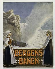 Bergensbanen åpning 1909