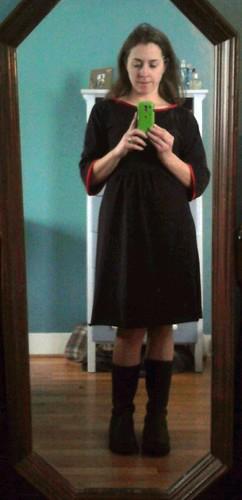 Dress in Progress 2