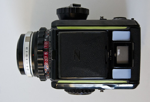 Bronica from above