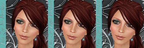 Tuli Zoe Freckle Options