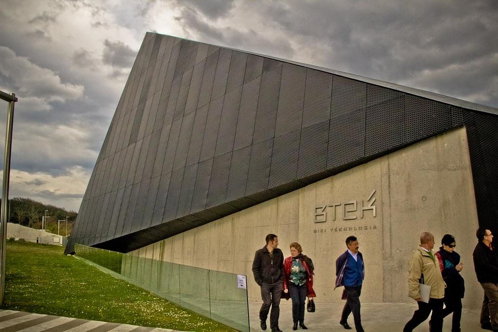 BTEK Centro de Interpretación de la Tecnología