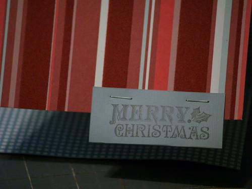 2011 Christmas Cards Step 2