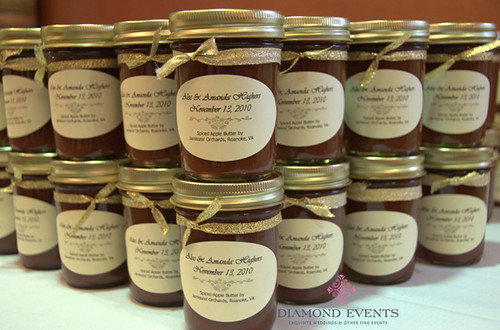 Apple Butter Favor