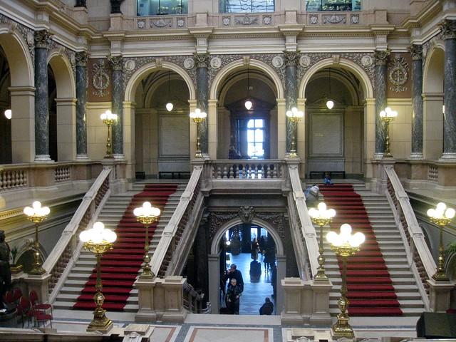 Hall of the Národní muzeum