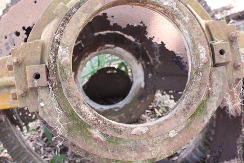 circles of rust