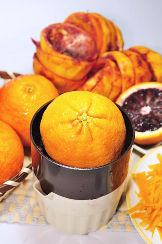 Blood Orange Confiture