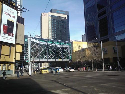 City Centre Wide Bridge