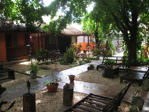 Secret Garden in Tulum