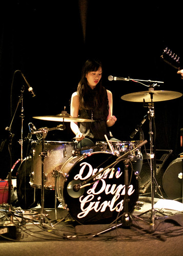 Dum Dum Girls @ The Billiken Club - 02.23.11