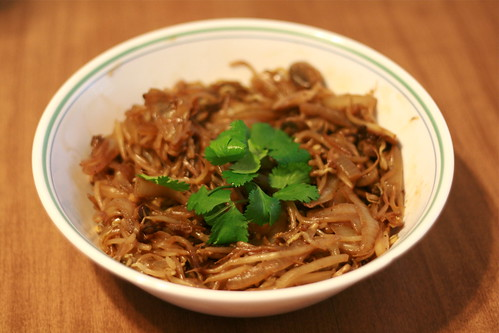 Ginger & Garlic Bean Sprouts