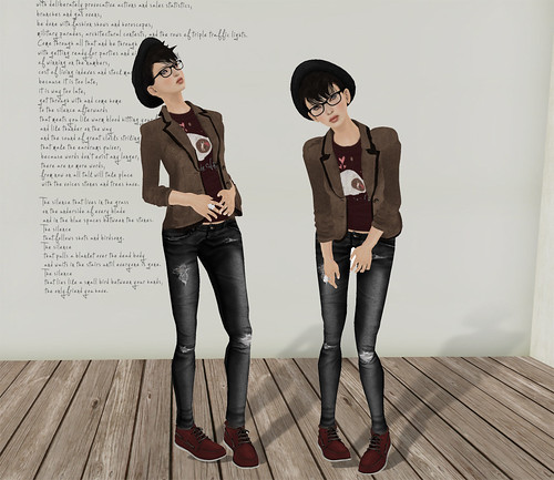 Hipster - Blogging Subcultures Challenge