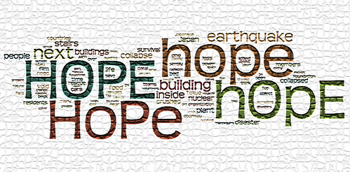 "Searching for Hope Among the Rubble (""Hope Among the Rubble"")"
