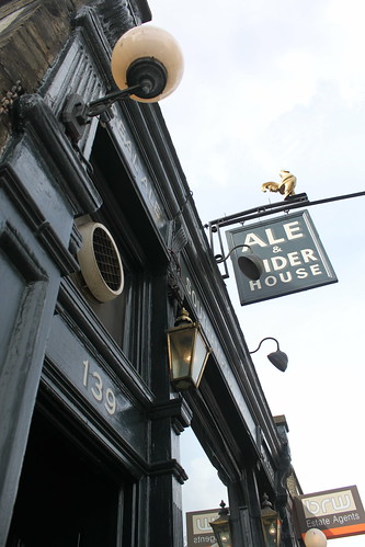 Ale and cider house