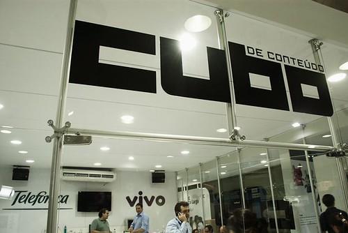 No CUBO da Campus Party 2011