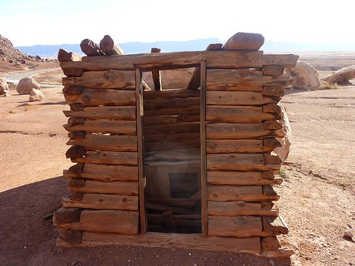 Grand Canyon 33 - Hatch 21 Outhouse