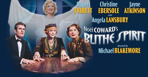 Blithe Spirit starring Angela Lansbury Billboard