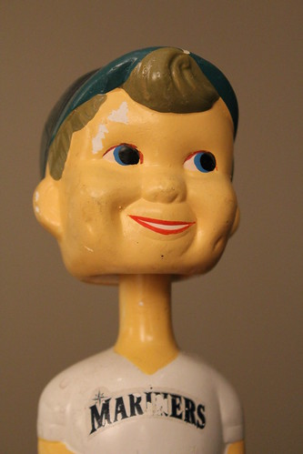 Seattle Mariners Bobble Head