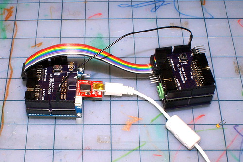 Arduino as ISP Photo