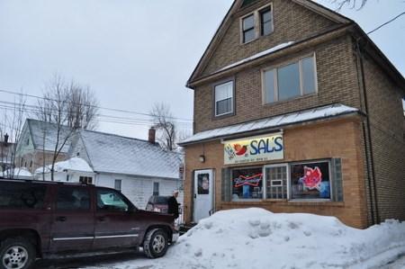 Sal's Lounge, Depew, N.Y., Dec. 2010