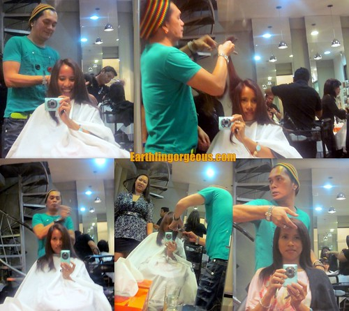 haircut by Headzone Shangrila
