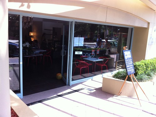 Icoco Cafe, Milsons Point