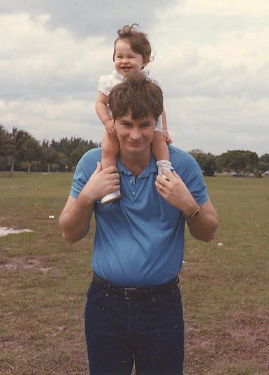 Dad And Andrea 2