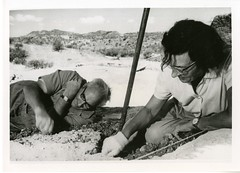 Mary Douglas Nicol Leakey (1913-1996) and her ...