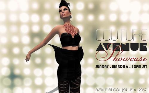 Couture AVENUE Showcase