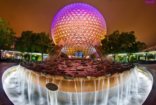 Walt Disney World - Spaceship Earth
