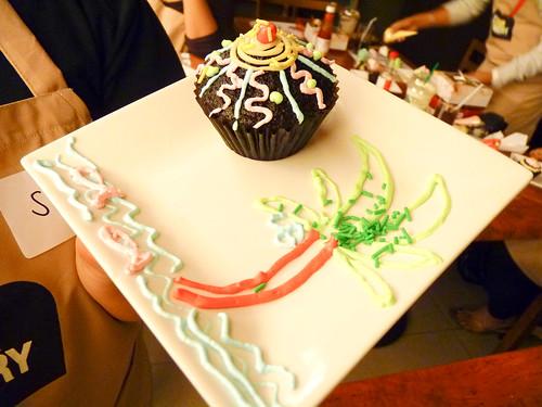 Sha's Cupcake Design at Max's Corner Bakery