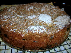 Blueberry Crumb Cake 1