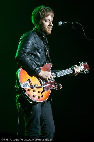 The Black Keys in de HMH (18-03-2011).