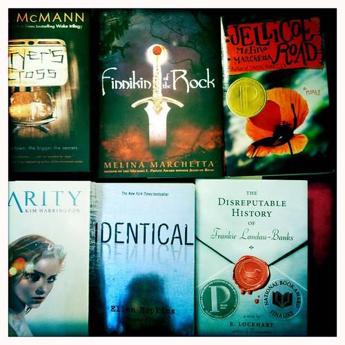 teen author festival 2011