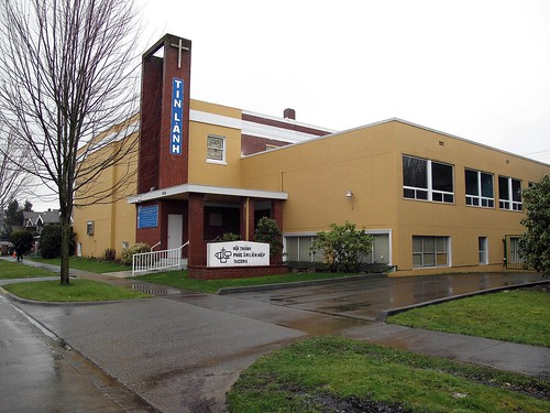 Tacoma Vietnamese Alliance Church by Gexydaf
