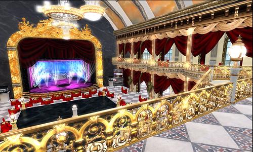 Rose Theatre: The Grand Ballroom