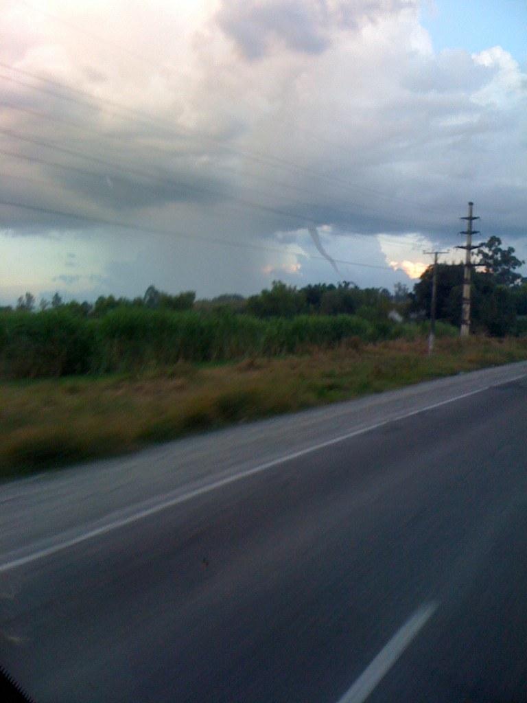 Tornado en Tucuman