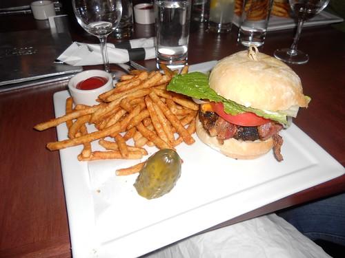 twist burger