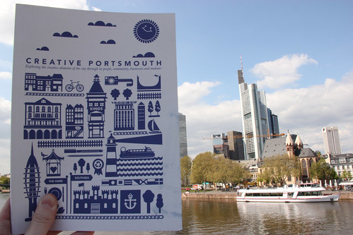 Creative Portsmouth in Frankfurt, Germany