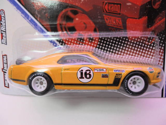 hot wheels vintage racing george follmer's '70 boss mustang 302 (2)